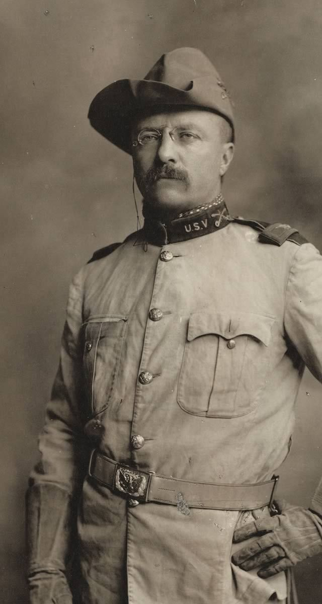 an overview of theodore roosevelt and the rough riders Although theodore roosevelt and the rough riders are remembered in history as the victory at the battle of san juan hill led directly to the.