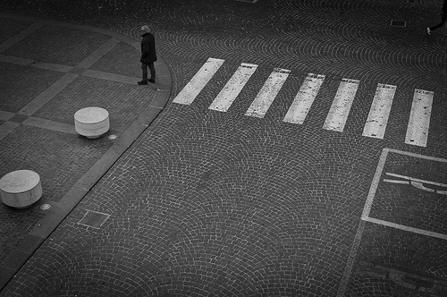 L'incrocio #street #treviso #leica #photography #walking