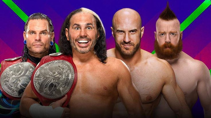 For the RAW #TagTeamTitles @matthardybrand @jeffhardybrand vs. @wwecesaro @wwesheamus . . http://www.youtube.com/tigerhite . . . #prowrestling #wrestling #professionalwrestling #wrestlemania #indiewrestling #mma #fight #mmatraining #mixedmartialarts #fighting #youtube #youtuber #youtubestar #content #contentcreator #wwe #newjapanprowrestling #impactwrestling #ufc #roh #ExtremeRules #RAW #WWERaw #SteelCage #matthardy #jeffhardy #cesaro #sheamus