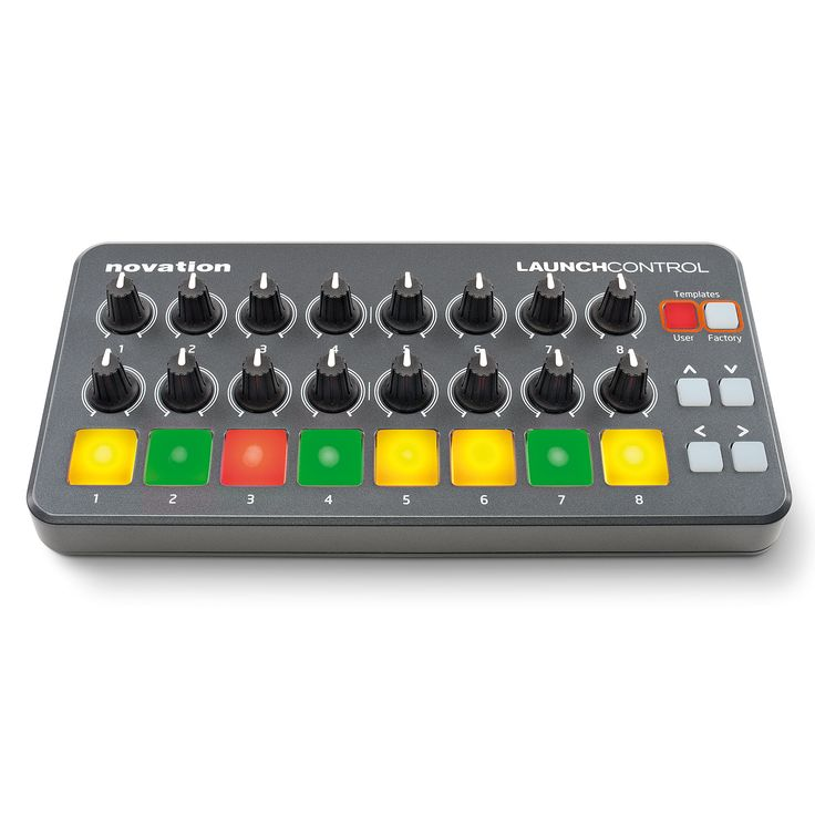 Il Novation Launch Control è il controller per DJ e Producers compatto per eccellenza: 16 potenziometri ed 8 pads per controllare mixer, strumenti, effetti. Compatibile con i maggiori Softwares ed iPad. Pensato per l'utilizzo in combinazione con Novation Launch Pad. Ableton Live Lite incluso nel prezzo + un sample pack di Loopmasters!