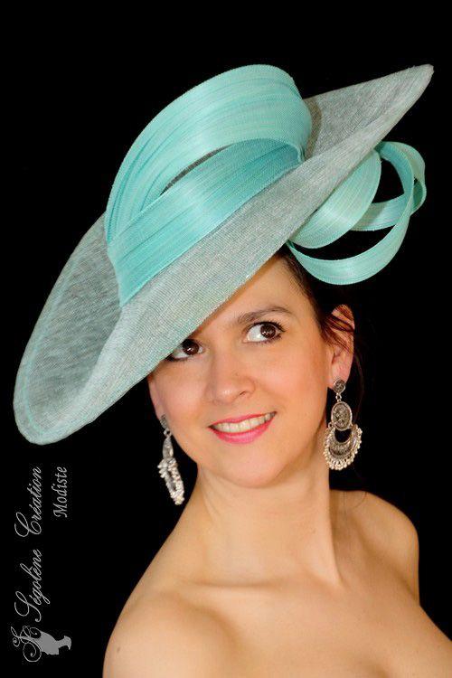 collection chapeaux 2018 chapeau de c r monie et mariage capeline chapeau de paille grand. Black Bedroom Furniture Sets. Home Design Ideas