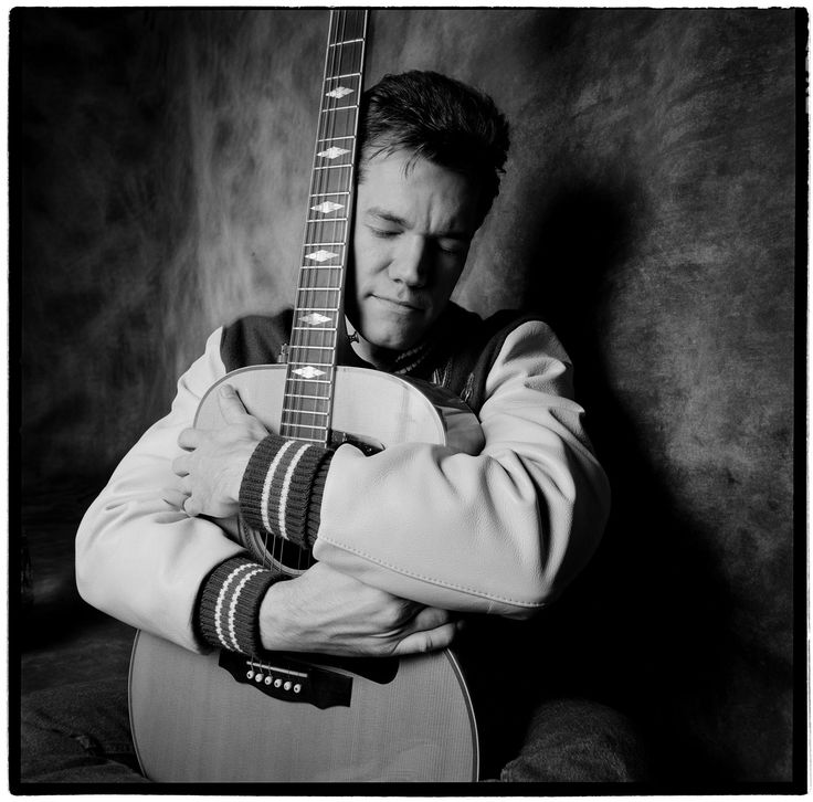 """Randy Travis""  by Karen Kuehn"
