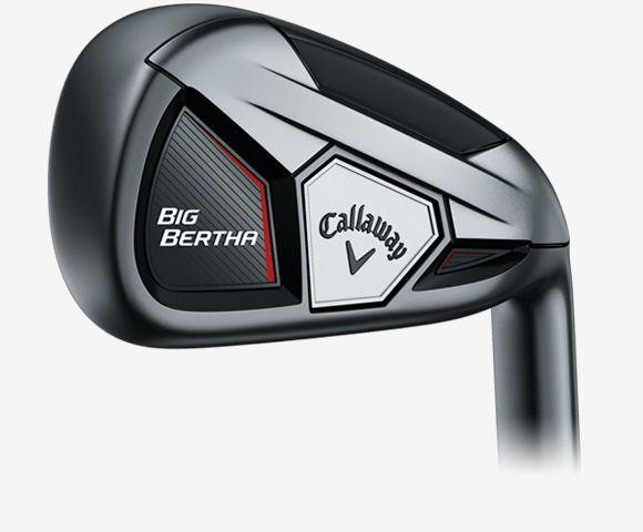 Callaway 2014 Big Bertha Irons 360 Cup Tech