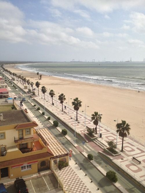 Cadiz Beach - Andalusía, Spain