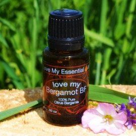 Bergamot 100% Pure Essential Oil - great for skin!  Can help with psoriasis or eczema. Get ready for summer!  Great price...click to see!