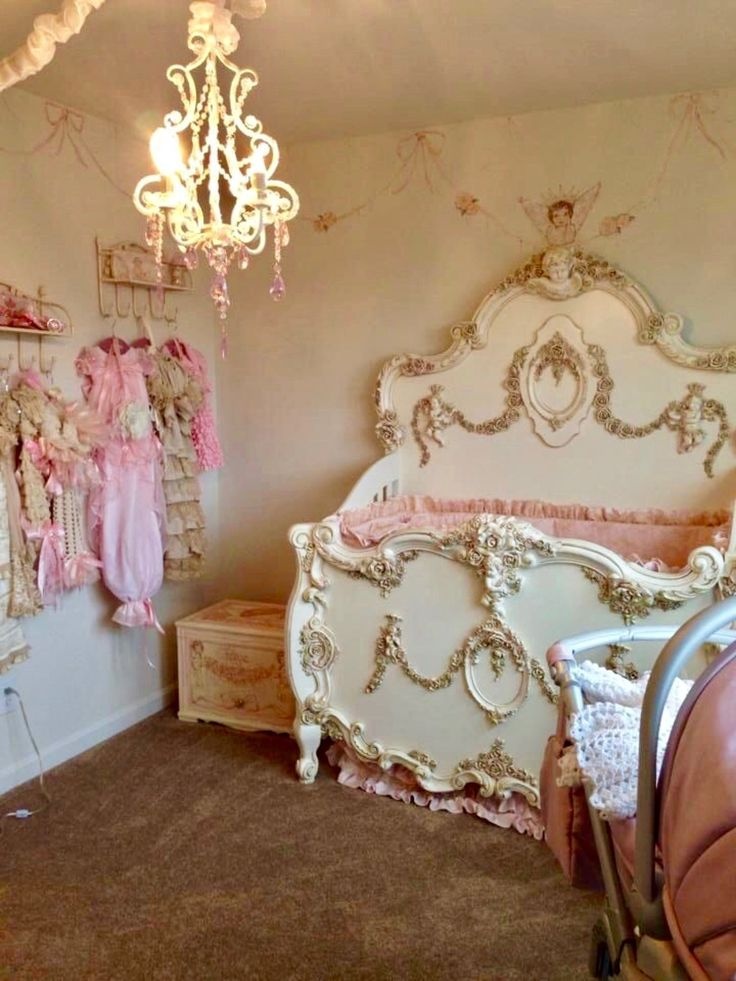 32 Baby Girl Nursery Designs Popular On Pinterest