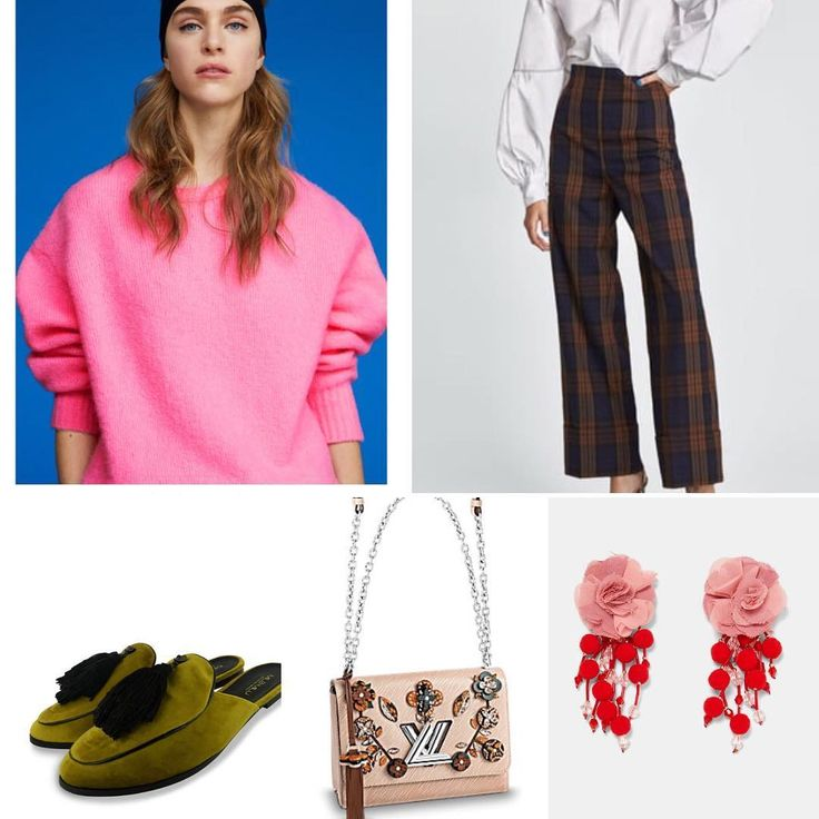 Jersey- Zara Pantalones- Zara Mules- Mila Milu Bolso- Louis Vuitton Pendientes- Zara . #zaralook #zaralkbk #zaraoutfits #louisvuittonbag #milamilu #outfitinspiration #wiw #ootd #quemepongo #estiloymoda #estilismodeldia #mules #danielamorquin #alicantegram