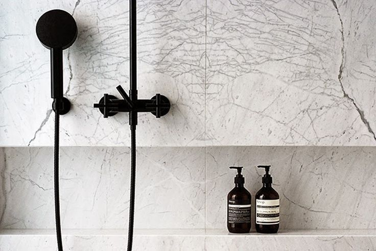 Robinetterie noir maRobinetterie noir mat / Salle de bain