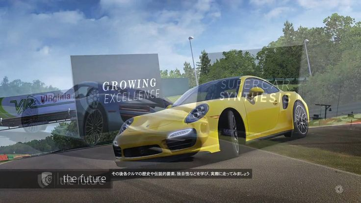 [01] XboxOne Forza 6  Porsche Expansion  Racing Wheel Gameplay  ポルシェ拡張パッ...