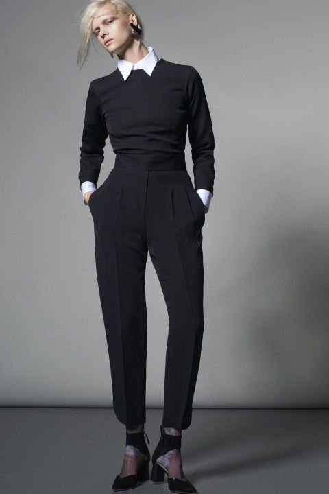 Pre-Fall 2015 Fashion Trend Report - Fall 2015 Fashion Trends from the Runway Giorgio Armani