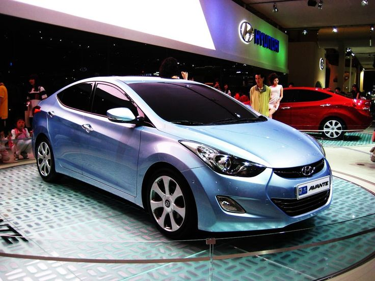 The Introduction, new Elantra by Kia-Motors