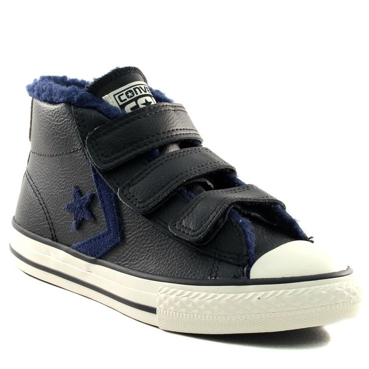 converse hiver fille