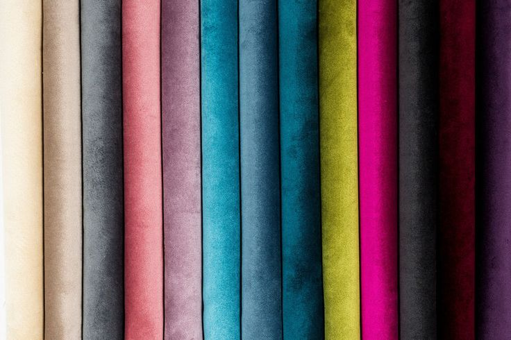 Matt Velvet Fabric. By McAlister Textiles, from the 'Luxury' Collection. This scrumptious fabric is sure to add a touch of glamour to any room, whether you use it to create your own furnishings or for craft projects. | eBay!