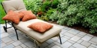 How to Recover Patio Cushions Without Sewing   eHow.com