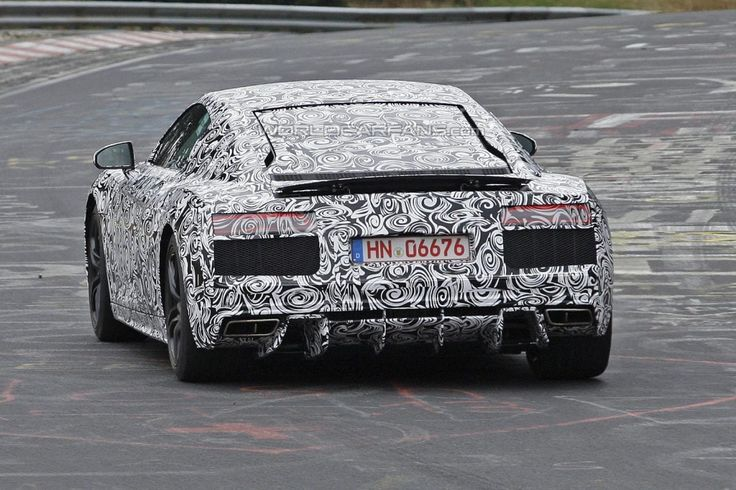 The new Audi R8 was caught in test! It could debut this spring! The first generation of the Audi R8 sport car failed to impress the automotive world by its futuristic design, the comfort's suspension and gadgets of which it's got. Moreover, the purchase price was very attractive for a sport car. The age of the car suggests that the Germans are...