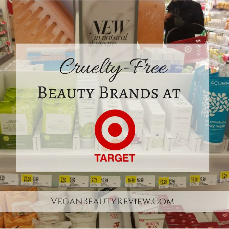 The times, they are a changin'… and they be lookin' FOIN! Thecruelty-free, vegan, and even natural beautysection at Target has seriously flourished in the past couple years—thank Godzilla, because I don't want to exclusively shop at health food stores for all of my beloved beauty essentials.Seriously, every time I step foot in a Target, I … Continue reading →