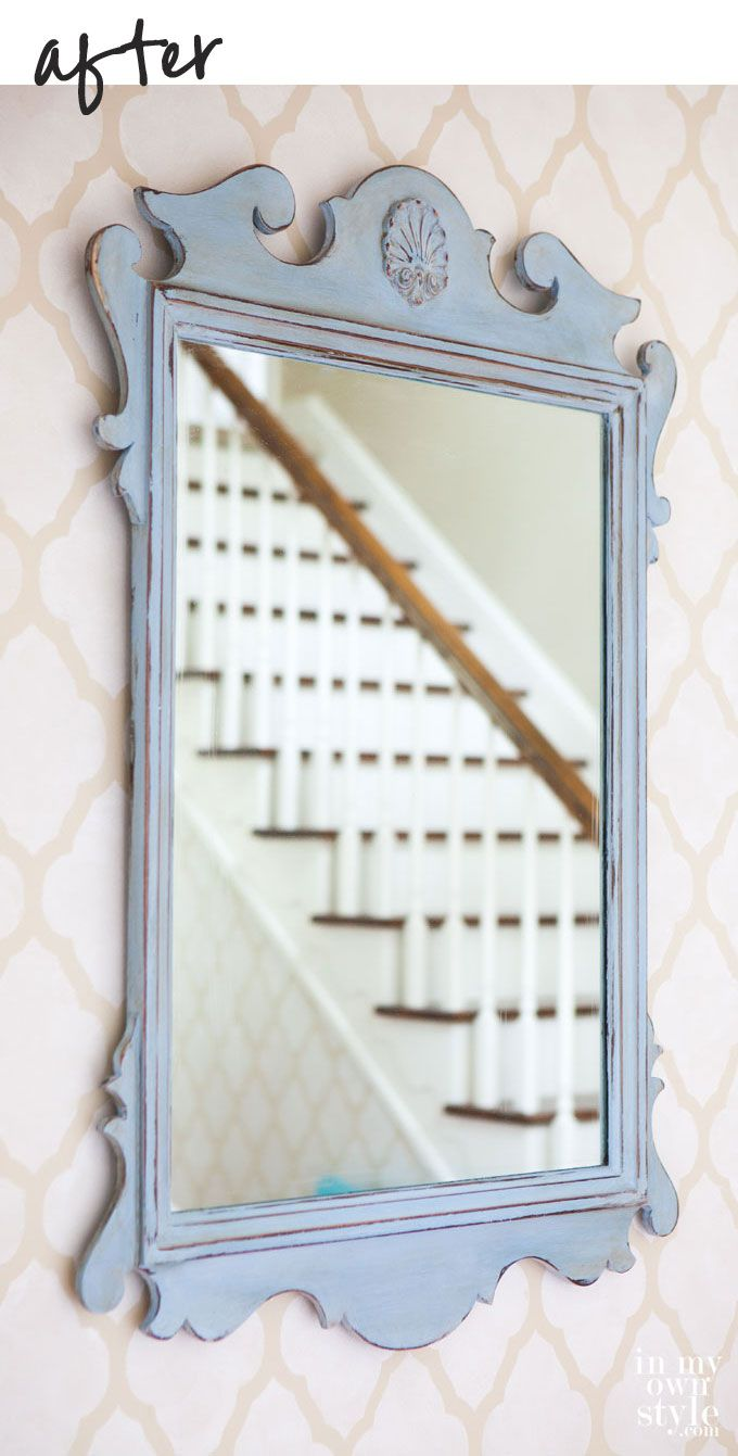 Best 25+ How To Fix A Mirror Ideas On Pinterest | Mirror Fixing, Fixing  Wood Furniture And Painting A Mirror