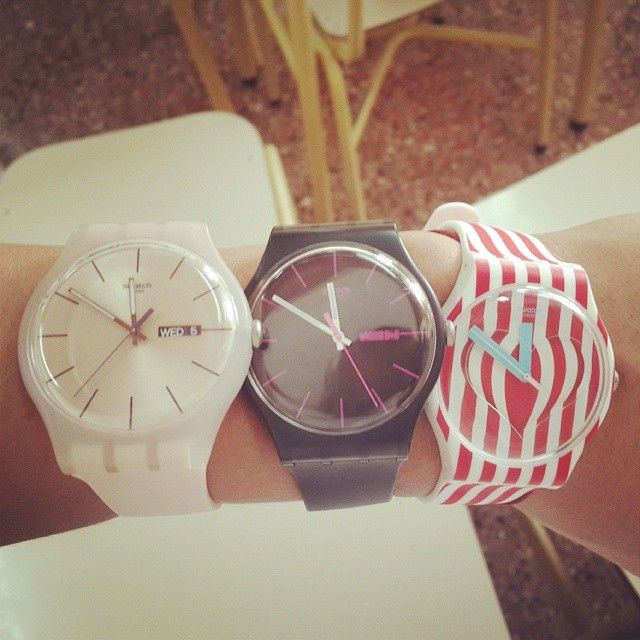 #Swatch: Better Swatches, Girly Stuff, Statement Pieces