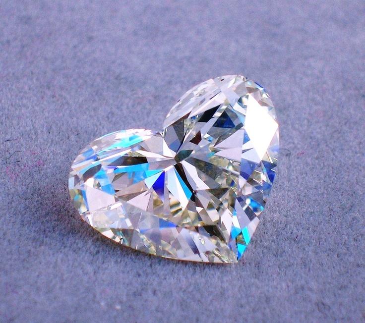 We 'heart' Pinterest thiiiiiiis much!  7.24 carats of LOVE!