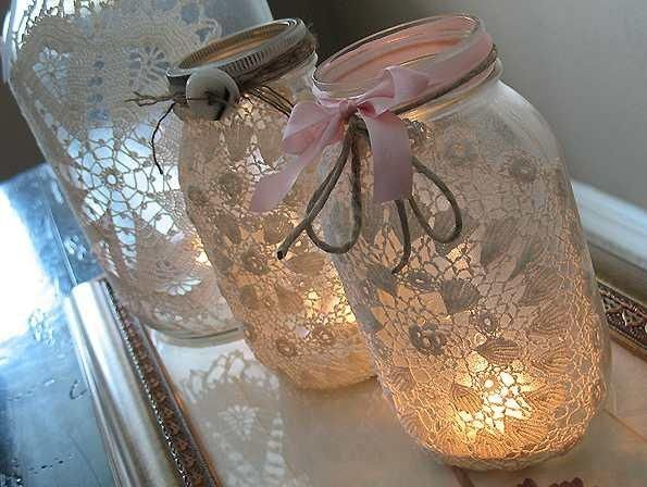 Cool idea for decorating