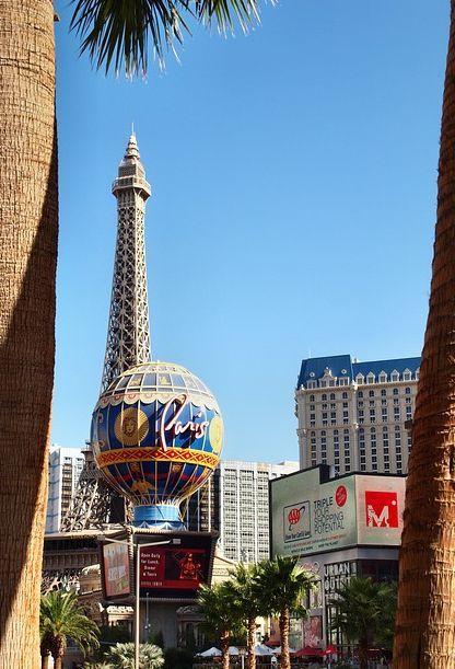 Find the best deals on hotels in Las Vegas! #traveldeals