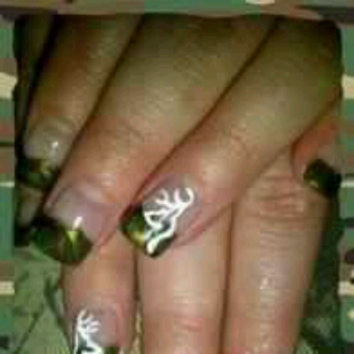 Camo tips and browning.. I want them
