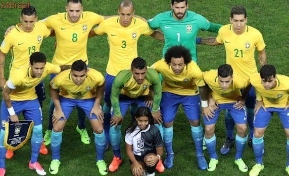 Após 7 anos, a número 1: Nove vitórias seguidas levam seleção ao topo do ranking da Fifa