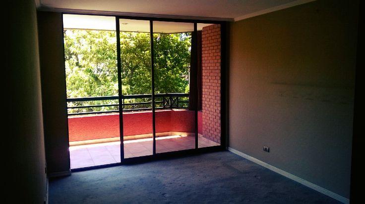 Hermoso departamento 2 dormitorios 2 baños en calle Las Violetas, Providencia. www.meinhaus.cl