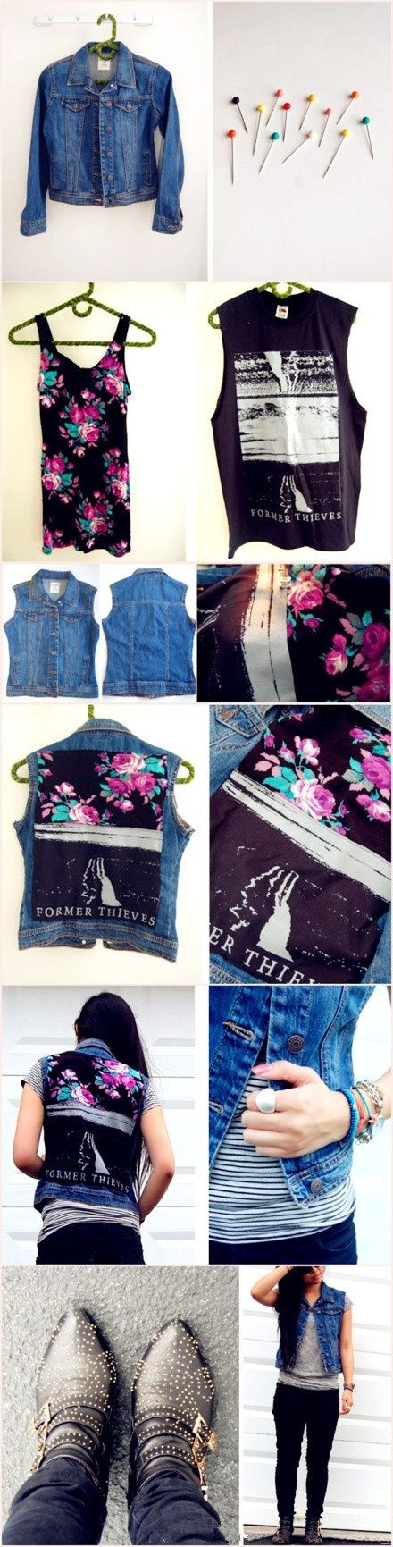 jeans chaleco11