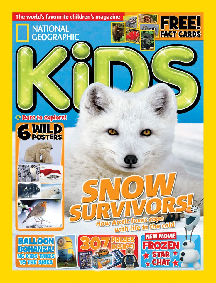 National Geographic Kids Issue 93