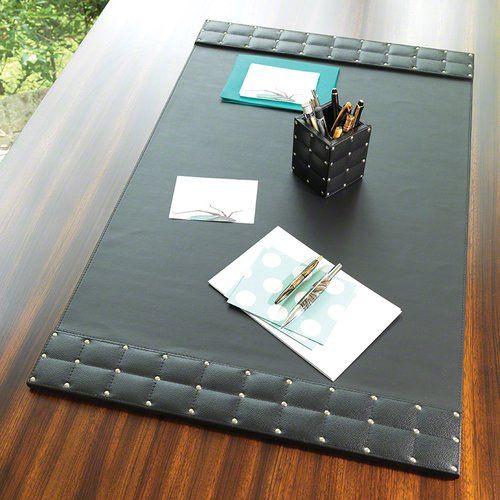 25 best ideas about desk blotter on pinterest leather. Black Bedroom Furniture Sets. Home Design Ideas