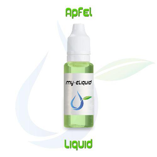 Apfel Liquid | My-eLiquid E-Zigaretten Shop | München Sendling