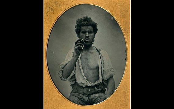 Courtesy of the Irish Potato Famine exhibition - http://www.irishcentral.com/roots/history/oldest-known-photo-of-irish-famine-survivor-goes-on-exhibit