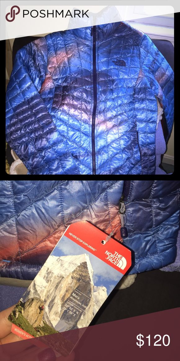 Brand new Northface Thermoball jacket. With tags. Only tried on. Size small but fits like a medium. Smoke free home. With tags. North Face Jackets & Coats