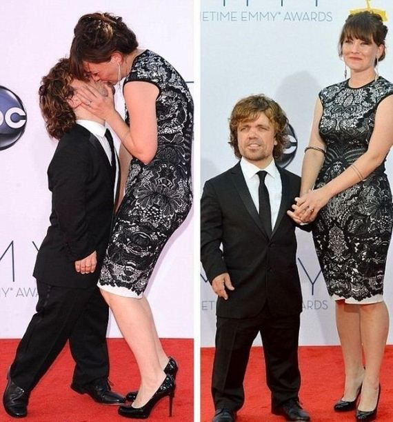 Peter Dinklage and Wife | Peter Dinklage is a great actor ...