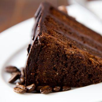 Una de las mejores recetas de pastel de chocolate que he probado en toda mi vida.