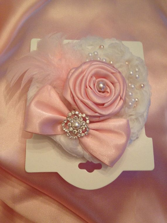 Special Occasion Bows. Newborn toddler little by MarGiSilveri