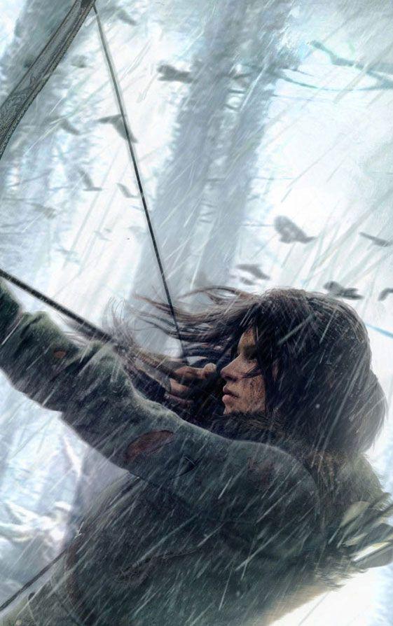 Rise Of The Tomb Raider | www.fabuloussavers.com/games-desktop-wallpapers.shtml…