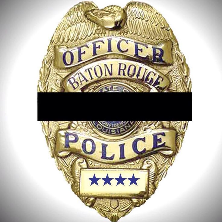 Our thoughts are with the Baton Rouge Police Department, the East Baton Rouge Sheriff's Office, and the families of the fallen and injured officers.