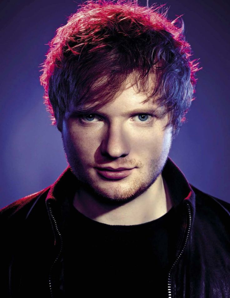 Ed Sheeran Por Jason Bell Para Vanity Fair Italia Ed