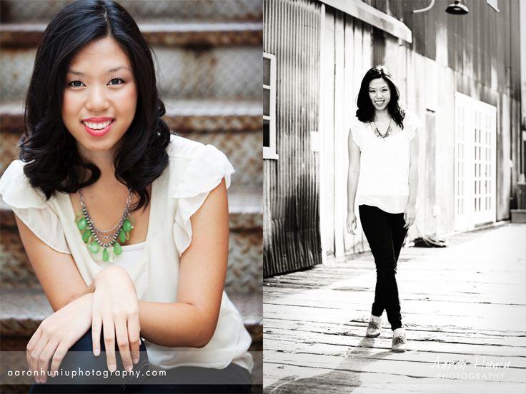 Tiffany | Senior Portrait Session | Newport Beach Pier, Newport Beach, CA