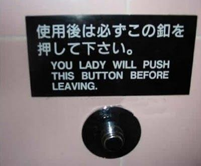 Bathroom Signs In Japan 45 best funny japanese signs images on pinterest | funny signs