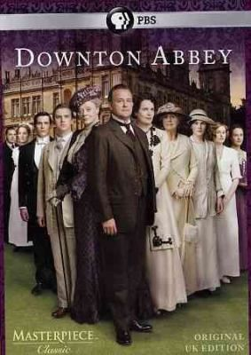 "Downton Abbey (DVD). British period ""soap opera"" that is highly addictive. http://libcat.bentley.edu/record=b1313766~S0"