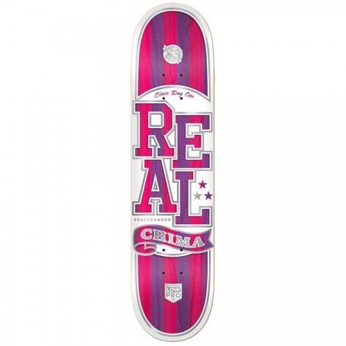 Real Skateboard Deck Chima Ferguson Lowpro Splice 8.25 | snapchat @ http://ift.tt/2izonFx
