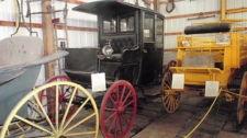 Antique, Horse-Drawn, ORIGINAL, Large Rockaway Carriage, Buggy, Lowered Price!