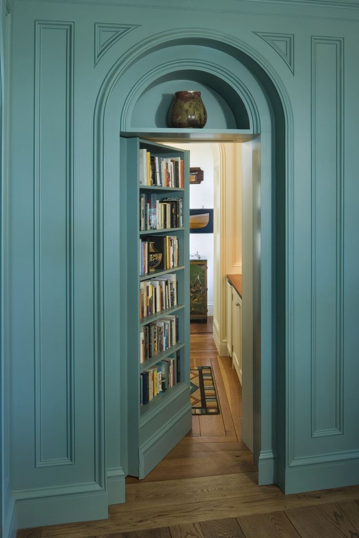 Meer dan 1000 ideeën over verborgen deur boekenkast op pinterest ...