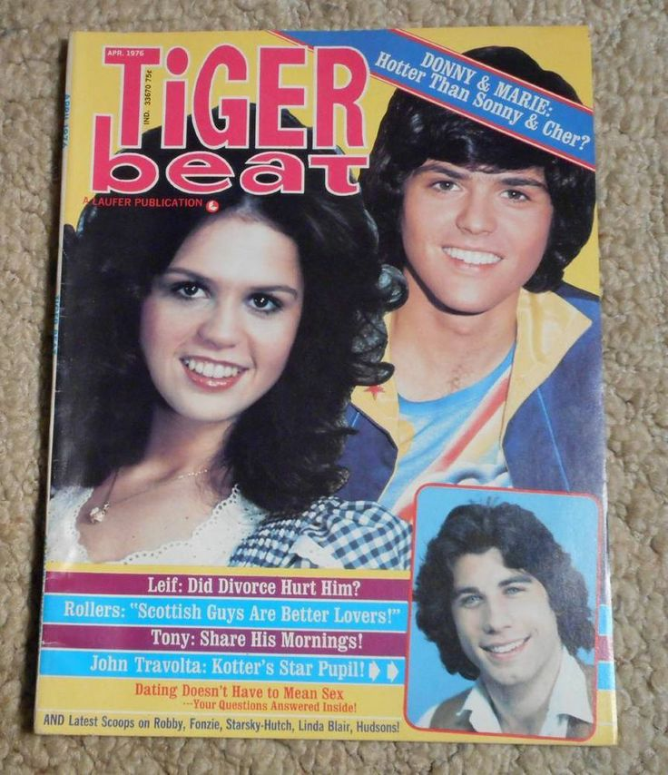 132 best tiger beat covers images on pinterest tiger