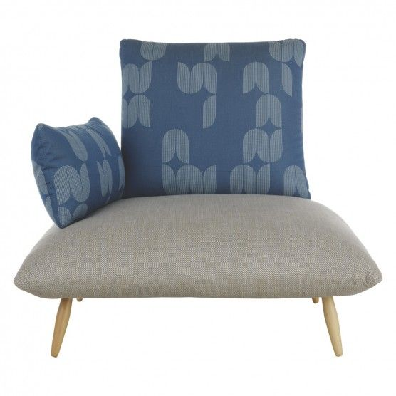 NAOKO Patterned armchair