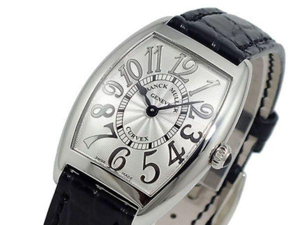 outlet store 34359 fdedf フランクミュラー カーベックス 腕時計 1752QZ-SVREBK ...