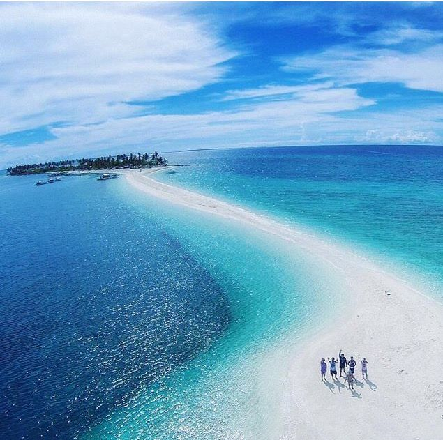 Kalangganman Island, Leyte - Philippines